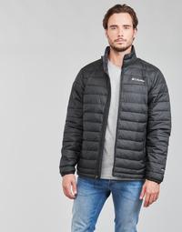 Textil Homem Quispos Columbia POWDER LITE JACKET Preto