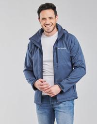 Textil Homem Jaquetas Columbia CASCADE RIDGE II SOFTSHELL Marinho