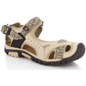 Sapatos Mulher Sandálias desportivas Kimberfeel ATTICA Bege