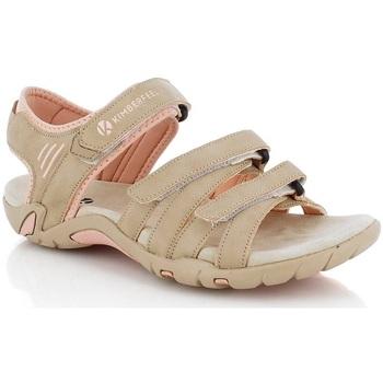 Sapatos Mulher Sandálias desportivas Kimberfeel DANA Bege