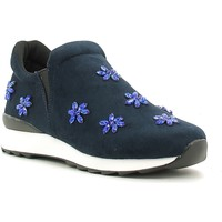 Sapatos Criança Slip on Holalà HS040001S Azul