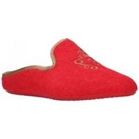 Sapatos Mulher Chinelos Norteñas 9-35-23 Mujer Rojo rouge