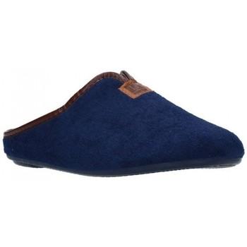 Sapatos Mulher Chinelos Norteñas 9-191 Mujer Azul marino bleu