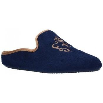 Sapatos Mulher Chinelos Norteñas 9-35-23 Mujer Azul marino bleu