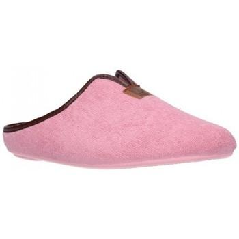 Sapatos Mulher Chinelos Norteñas 9-191 Mujer Rosa rose