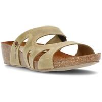Sapatos Mulher Chinelos Interbios W CAQUI