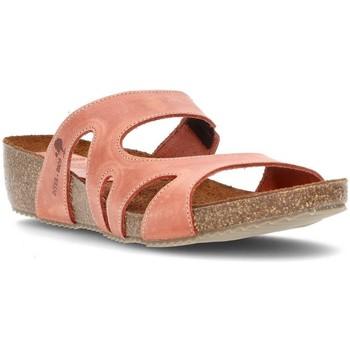 Sapatos Mulher Chinelos Interbios W TELHA