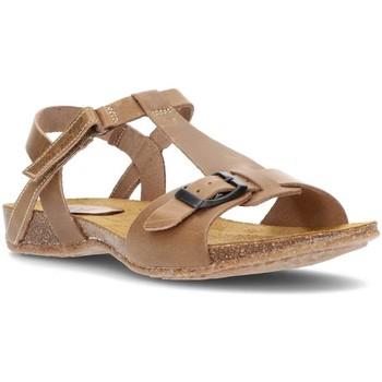 Sapatos Mulher Sandálias Interbios SANDÁLIAS DE  AFRODITE CASTANHO