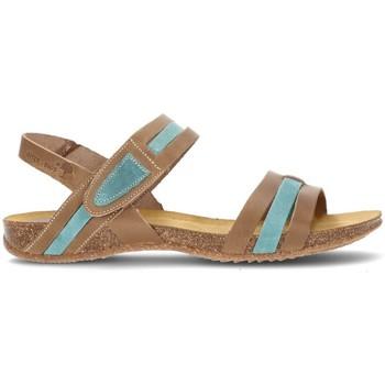 Sapatos Mulher Sandálias Interbios Sandálias  SUMMER 2019 JEANS