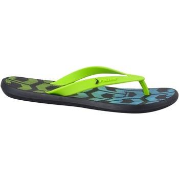 Sapatos Criança Chinelos Rider R1 Play Kids Verde, Azul