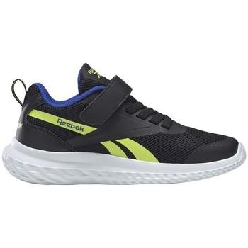Sapatos Criança Sapatilhas de corrida Reebok Sport Rush Runner 30 Alt Preto, Verde claro