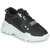 Sapatos Homem Sapatilhas Versace Jeans Couture DOLINE Preto