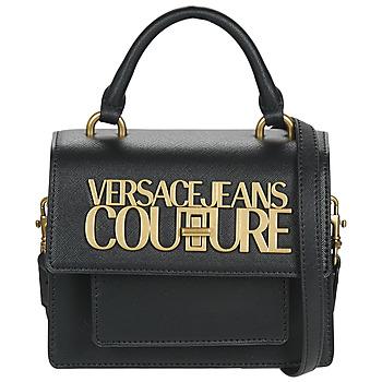 Malas Mulher Bolsa de mão Versace Jeans Couture FEBALO Preto