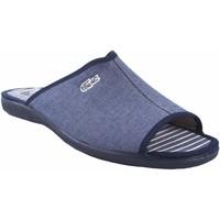 Sapatos Homem Multi-desportos Vulca Bicha Vá para casa cavalheiro  4424 azul Azul