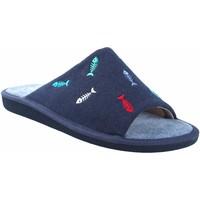 Sapatos Homem Multi-desportos Garzon Vá para casa cavalheiro  386.127 azul Azul