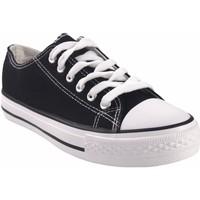 Sapatos Mulher Multi-desportos Bienve Lona señora  ca01 negro Preto