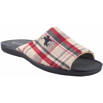 Sapatos Homem Multi-desportos Vulca Bicha Vá para casa cavalheiro  4430 vermelho Vermelho