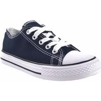 Sapatos Rapariga Multi-desportos Bienve Lona niño  abx063 azul Azul