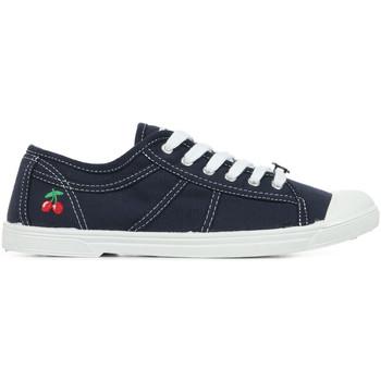 Sapatos Mulher Sapatilhas Le Temps des Cerises Basic Azul