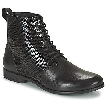 Sapatos Mulher Botas baixas TBS MADELIZ Preto