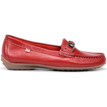 Sapatos Mulher Mocassins Fluchos Mocassim CALLAGHAN NELSON DANCE VERMELHO