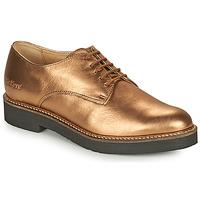 Sapatos Mulher Sapatos Kickers OXFORK Bronze