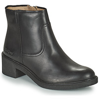 Sapatos Mulher Botins Kickers OXYBOOT Preto