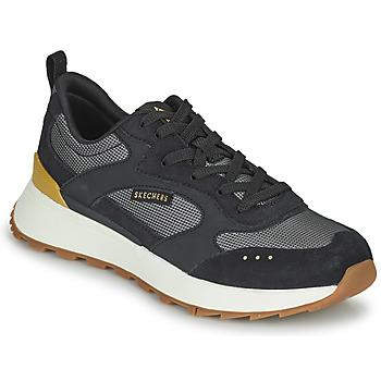 Sapatos Mulher Sapatilhas Skechers SUNNY STREET Preto