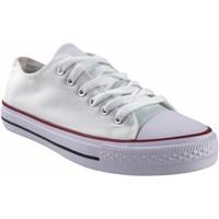 Sapatos Homem Multi-desportos Bienve Lona caballero  ca-1309 blanco Branco