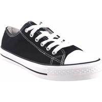 Sapatos Homem Multi-desportos Bienve Lona caballero  ca-1309 negro Preto
