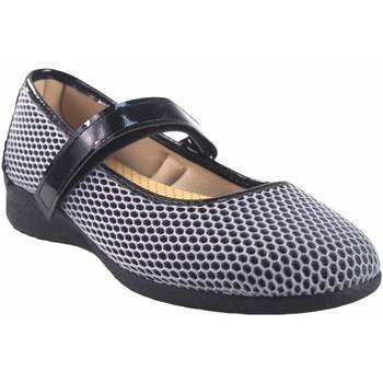 Sapatos Mulher Multi-desportos Vulca Bicha Sapato de senhora  190 cinza Cinza