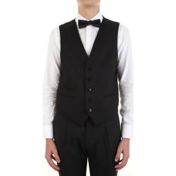 Textil Homem Coletes Manuel Ritz 3030W9077-213029 Preto