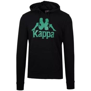 Textil Homem Casacos fato de treino Kappa Authentic Zimim Noir