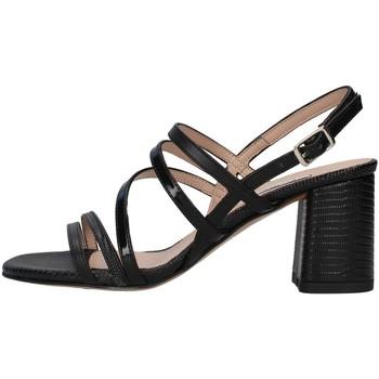 Sapatos Mulher Sandálias L'amour 600 Preto