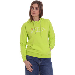 Textil Mulher Sweats Fila 683502 Verde