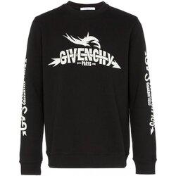 Textil Homem Sweats Givenchy BM700L30AF Preto