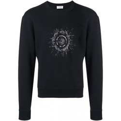 Textil Homem Sweats Yves Saint Laurent BMK551630 Preto