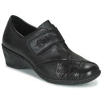 Sapatos Mulher Mocassins Rieker DEVENIRA Preto