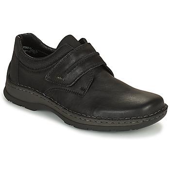Sapatos Homem Sapatos Rieker EARNA Preto