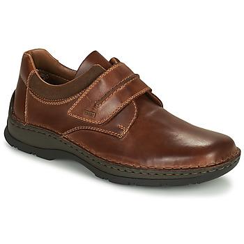 Sapatos Homem Sapatos Rieker EARNA Castanho