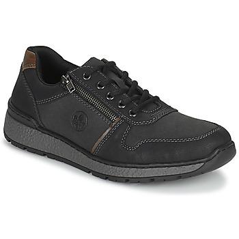Sapatos Homem Sapatos Rieker FOLLON Preto
