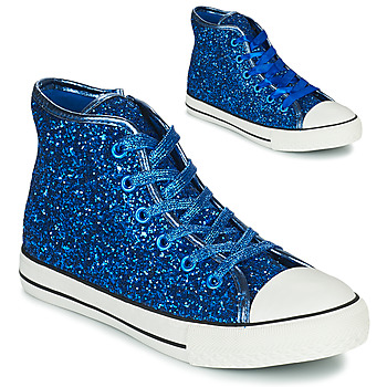 Sapatos Rapariga Sapatilhas de cano-alto Citrouille et Compagnie OUTIL Azul