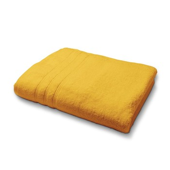 Casa Toalha e luva de banho Today TODAY 500G/M² Amarelo