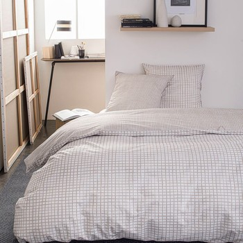 Casa Conjunto de roupa de cama Today SUNSHINE 5.9 Branco