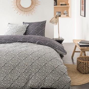 Casa Conjunto de roupa de cama Today SUNSHINE 5.3 Cinza