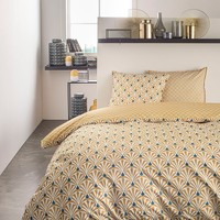 Casa Conjunto de roupa de cama Today SUNSHINE 5.10 Amarelo