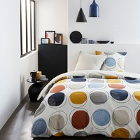 Casa Conjunto de roupa de cama Today SUNSHINE 4.14 Branco