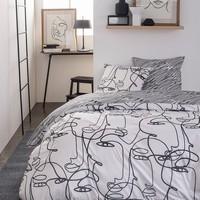 Casa Conjunto de roupa de cama Today SUNSHINE 5.55 Branco
