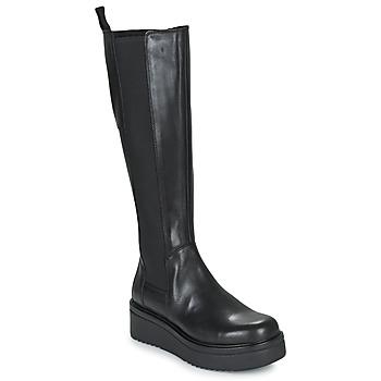 Sapatos Mulher Botas Vagabond Shoemakers TARA Preto