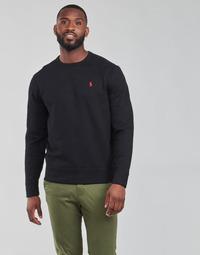 Textil Homem Sweats Polo Ralph Lauren GHILIA Preto